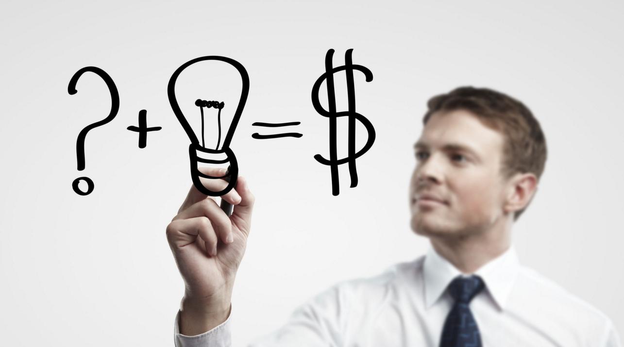 Поиск новых бизнес идей